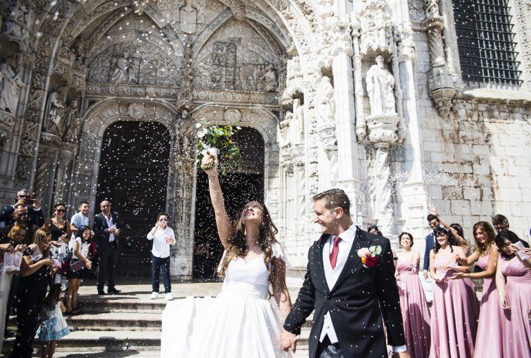 Sandra e Diogo: uma doce união, bem portuguesa!